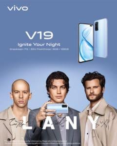 New vivo V19
