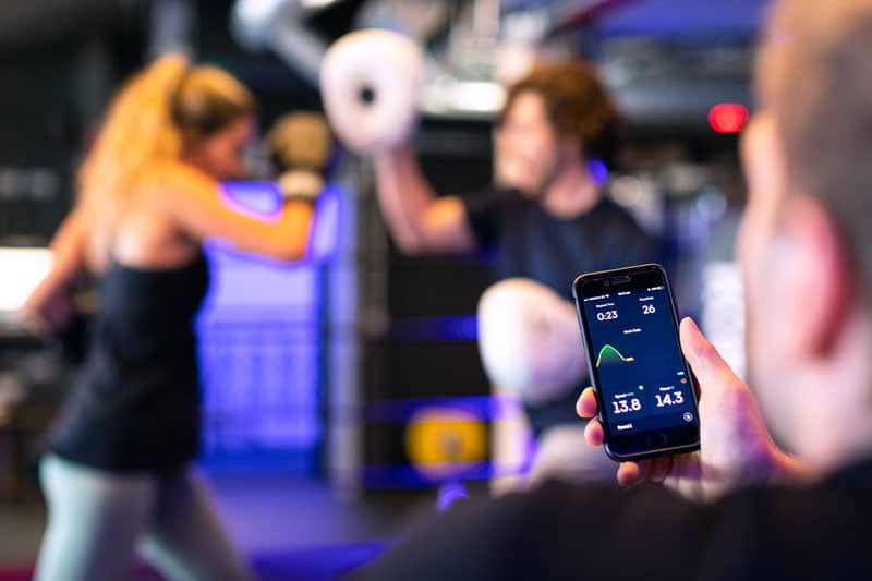 keep fit with vivo phone