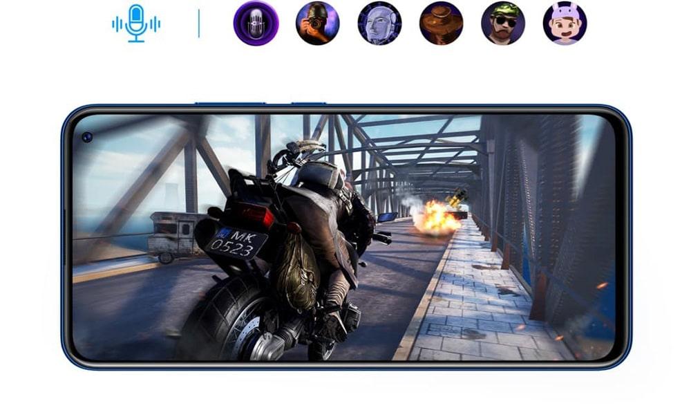 V19 Neo Ultra Game Mode