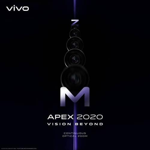 vivo APEX 2020 Super Camera
