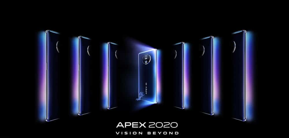 vivo Apex 2000 Concept