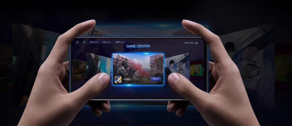 vivo Game Center
