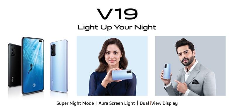 vivo V19 Included AI Technology