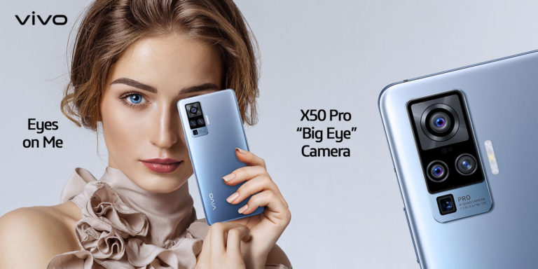 vivo X50 Pro Banner