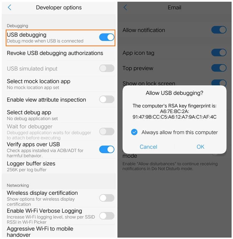 How to Enable USB Debugging on vivo Phone