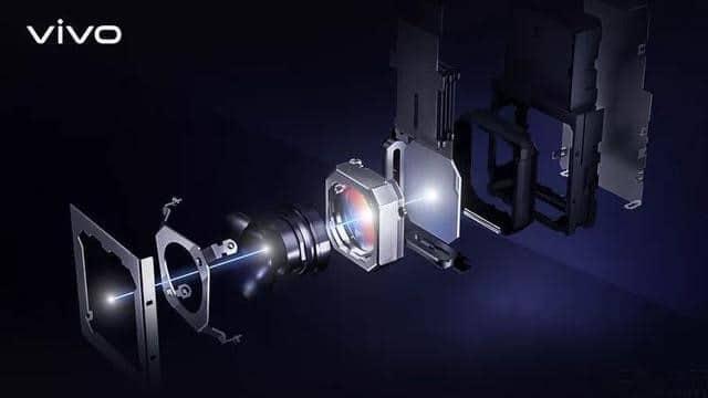 VIS in X50 Camera