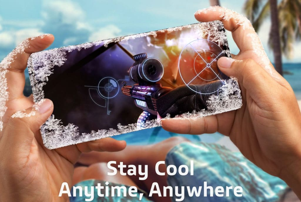 avoid overheat on vivo phone