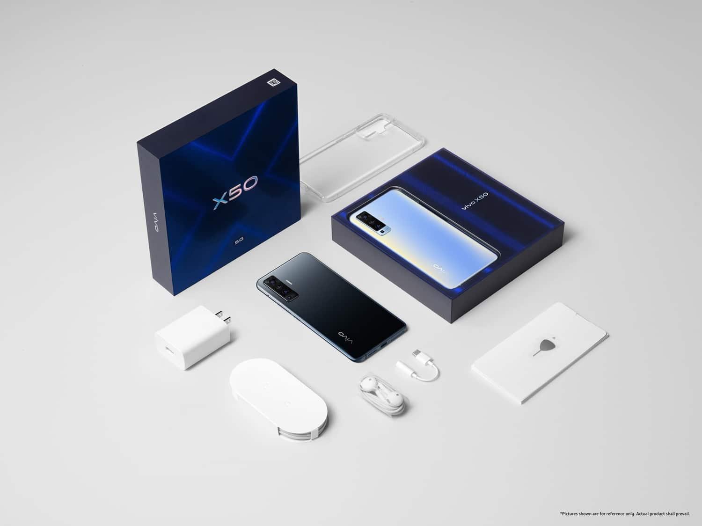 reasons for buying vivo x50