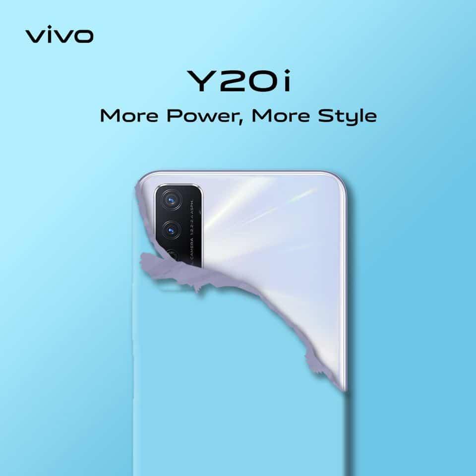 vivo y20i games features