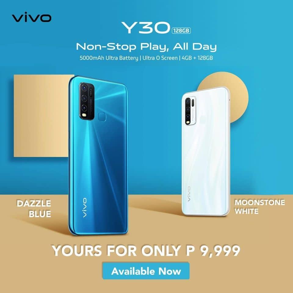 vivo Y30 special offer