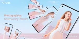 Holiday Shopping Season 2020 vivo phones