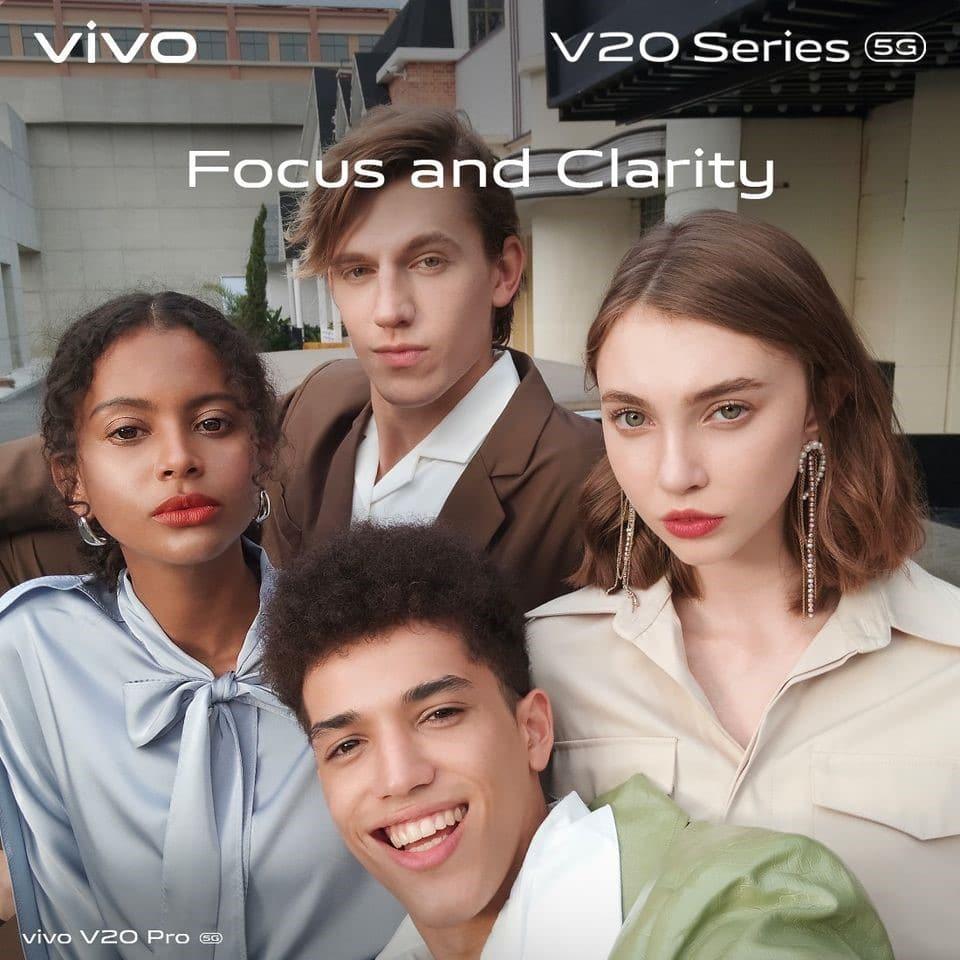 What Makes vivo V20 Series Great for Selfie