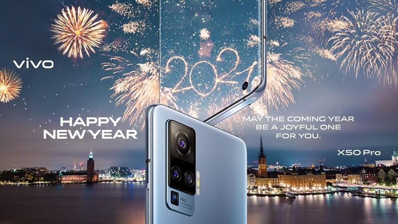 new launch for vivo smartphones 2021