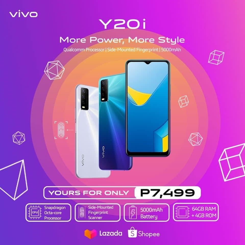 vivo Y20i for Valentines Day 2021