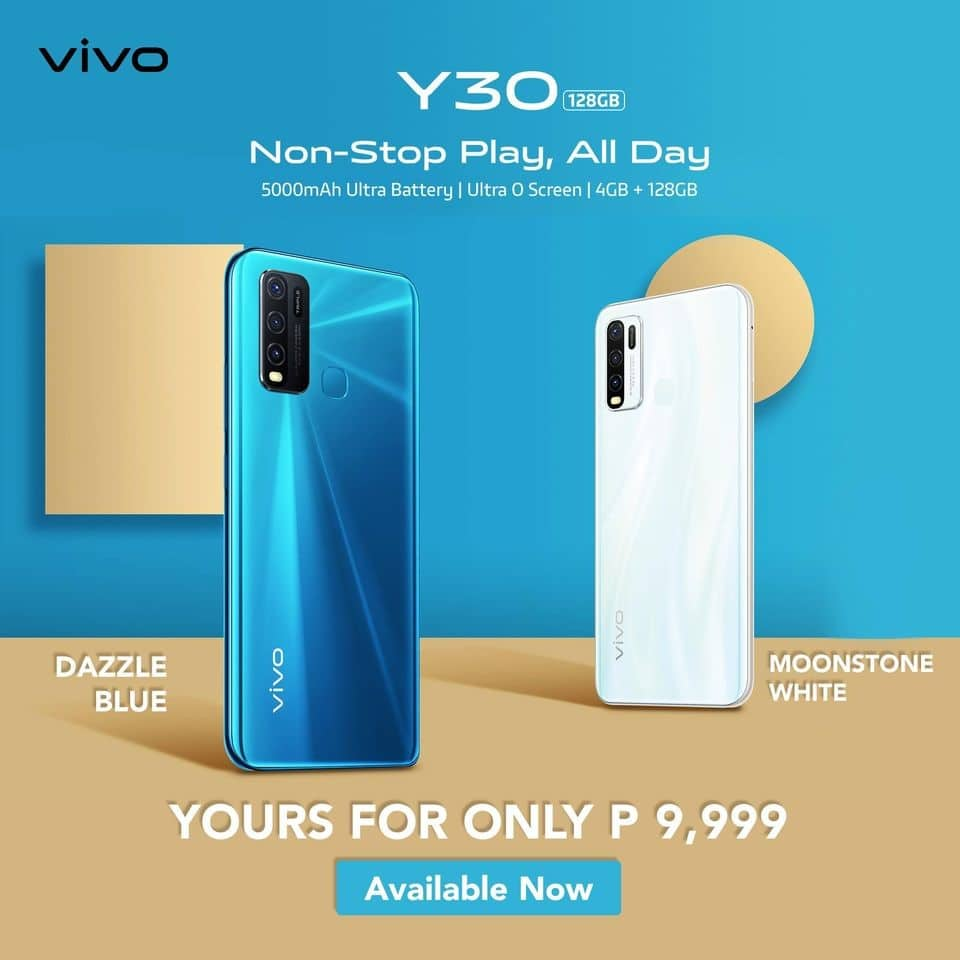 vivo Y30 price