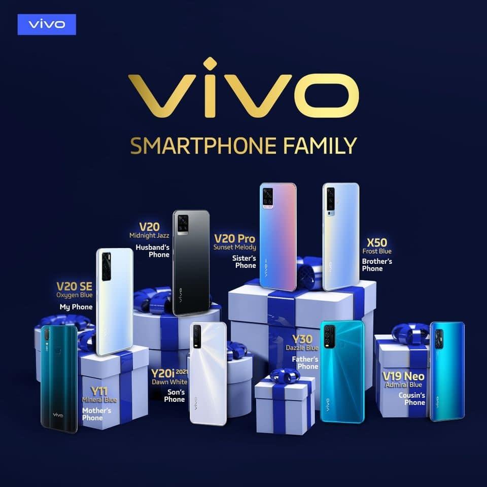 vivo low-cost smartphones