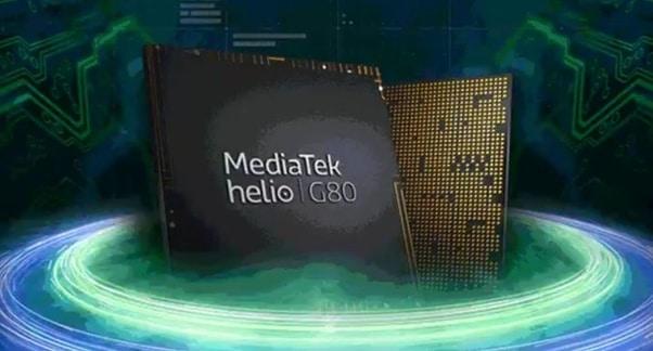Helio G80 Gaming Processor