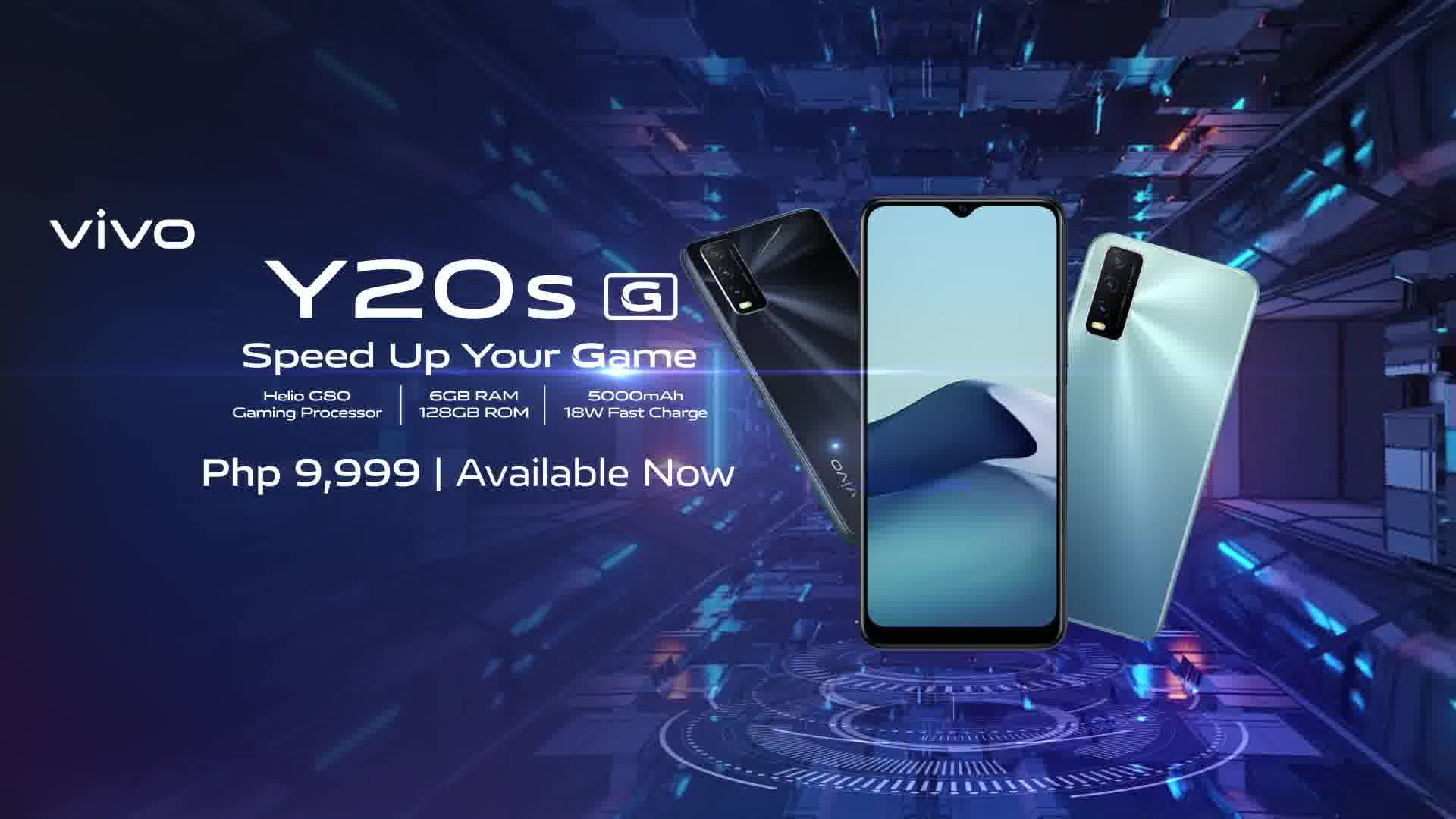 Best Gaming Phone vivo Y12s G