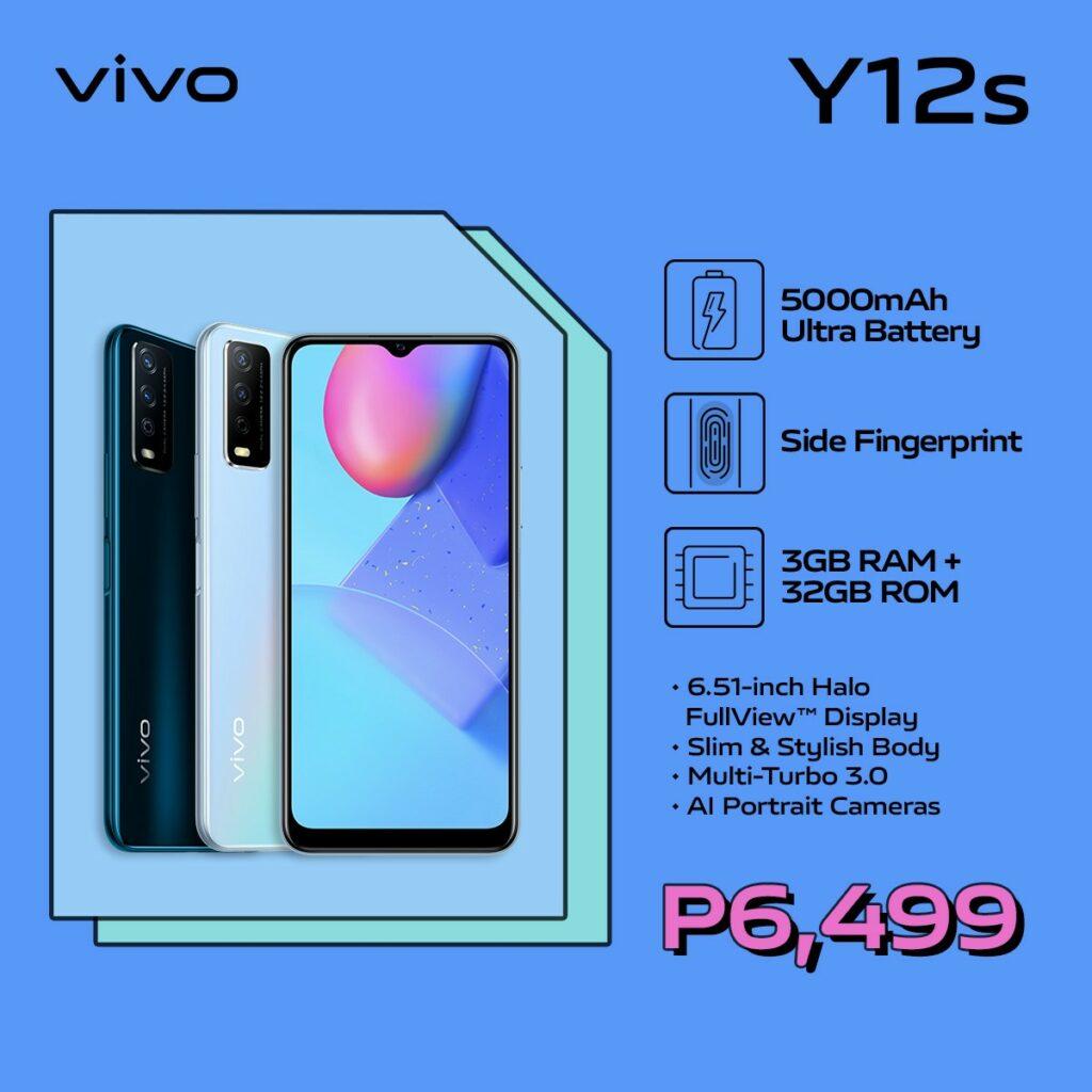 vivo Y12s Review